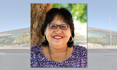Luisa Medina announced her resignation from the Fresno Planning Commission on Wednesday, November 16, 2016.