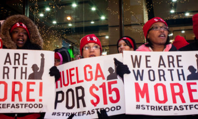 The Fight for $15 is now facing major hurdles.