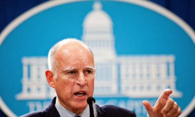 Photo of California Gov. Jerry Brown