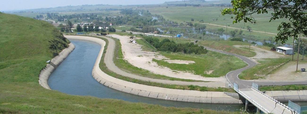 California aquaduct