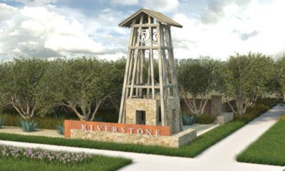 Photo of the Riverstone Tower in Madera County