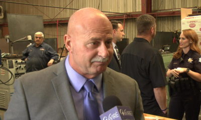 Picture of Fresno Police Chief Jerry Dyer