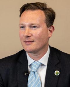 Portrait of state Sen. Andreas Borgeas (R-Fresno)