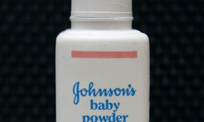 Johnson & Johnson's powder