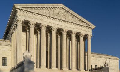 AP photo of U.S. Supreme Court building in Washington, D.C.