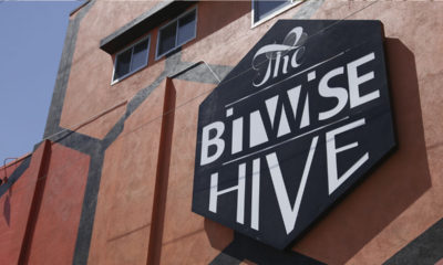Photo of the Bitwise Hive Building in Fresno, CA.