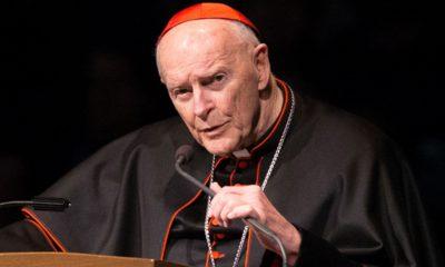 Photo of Cardinal Theodore Edgar McCarrick
