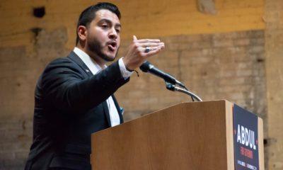 Photo of Democrat candidate for Michigan governor Abdul El-Sayed