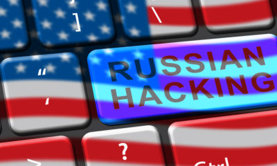 Image of Russian hacking