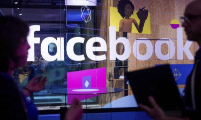 Photo of a Facebook demo booth