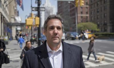 AP photo of Michael Cohen