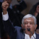 Picture of Mexico President-Elect Andres Manuel Lopez Obrador