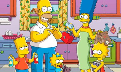 Photo of The Simpsons characters