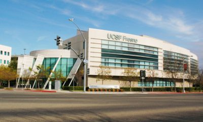 Photo of UCSF Fresno branch medical campus