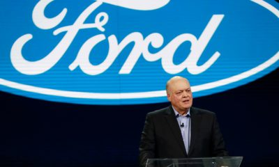 Photo of Ford President and CEO Jim Hackett