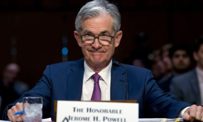 Photo of Federal Reserve Board Chair Jerome Powell