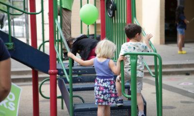 Photo of a Fresno parks playground