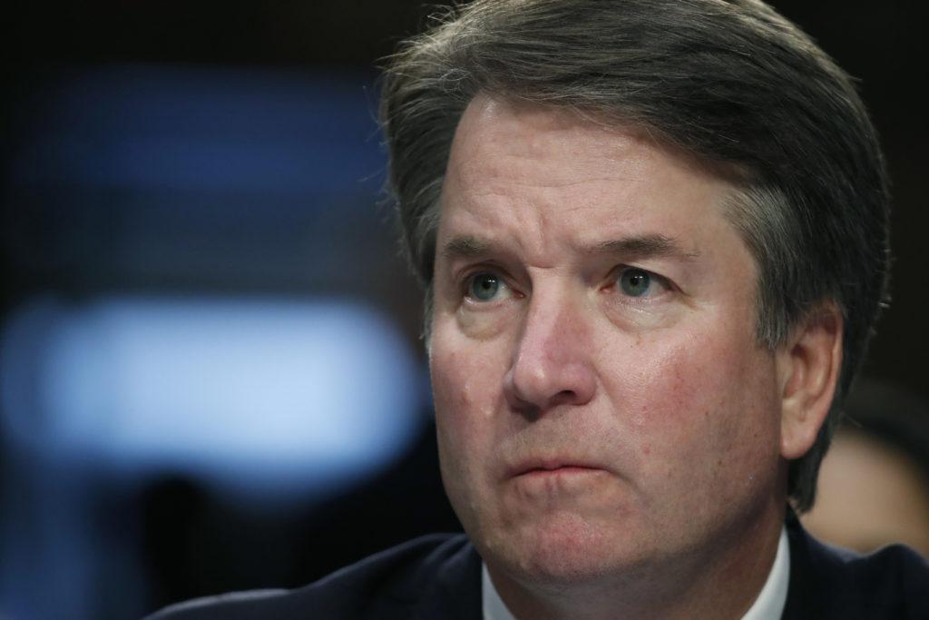 Photo of Supreme Court nominee Brett Kavanaugh