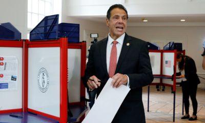 Photo of New York Gov. Andrew Cuomo