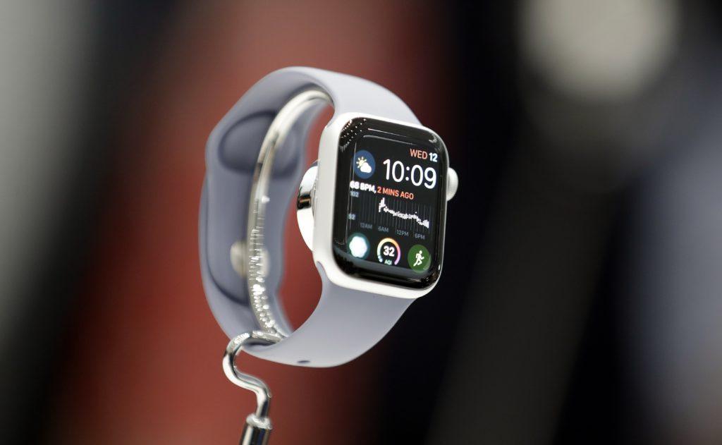 Photo of Apple Watch Series 4
