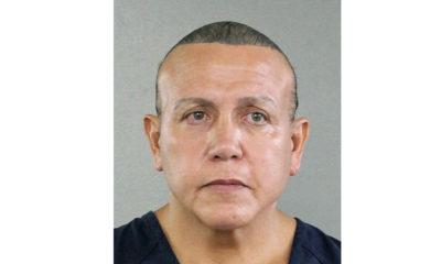 Photo of mail bomb suspect Cesar Sayoc