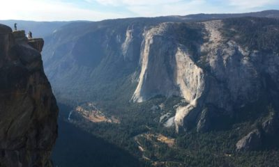 Photo of Taft Point in Yosemite National Park