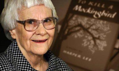 Photo of Harper Lee, author of To Kill a Mockingbird