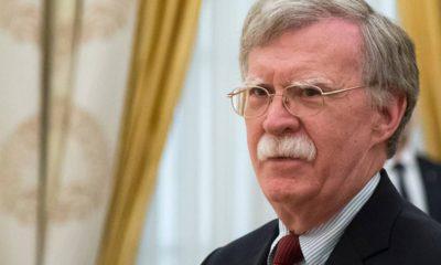 Photo of US National Security Advisor John Bolton