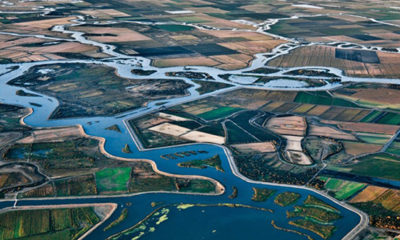 Photo of the Central Valley Water Project
