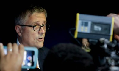 Photo of Houston Astros general manager, Jeff Luhnow