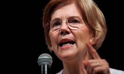 Photo of U.S. Sen. Elizabeth Warren, D-Mass.