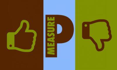 Measure P overlay on Fresno city flag