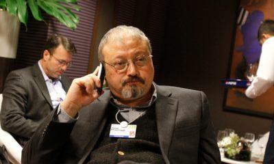 Photo of missing Saudi Arabian journalist Jamal Khashoggi