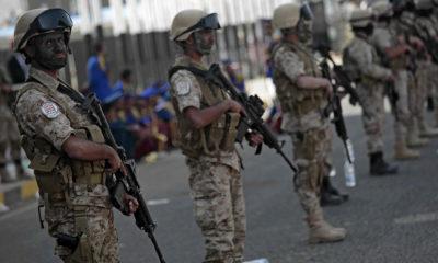 Photo of Yemeni Rebels