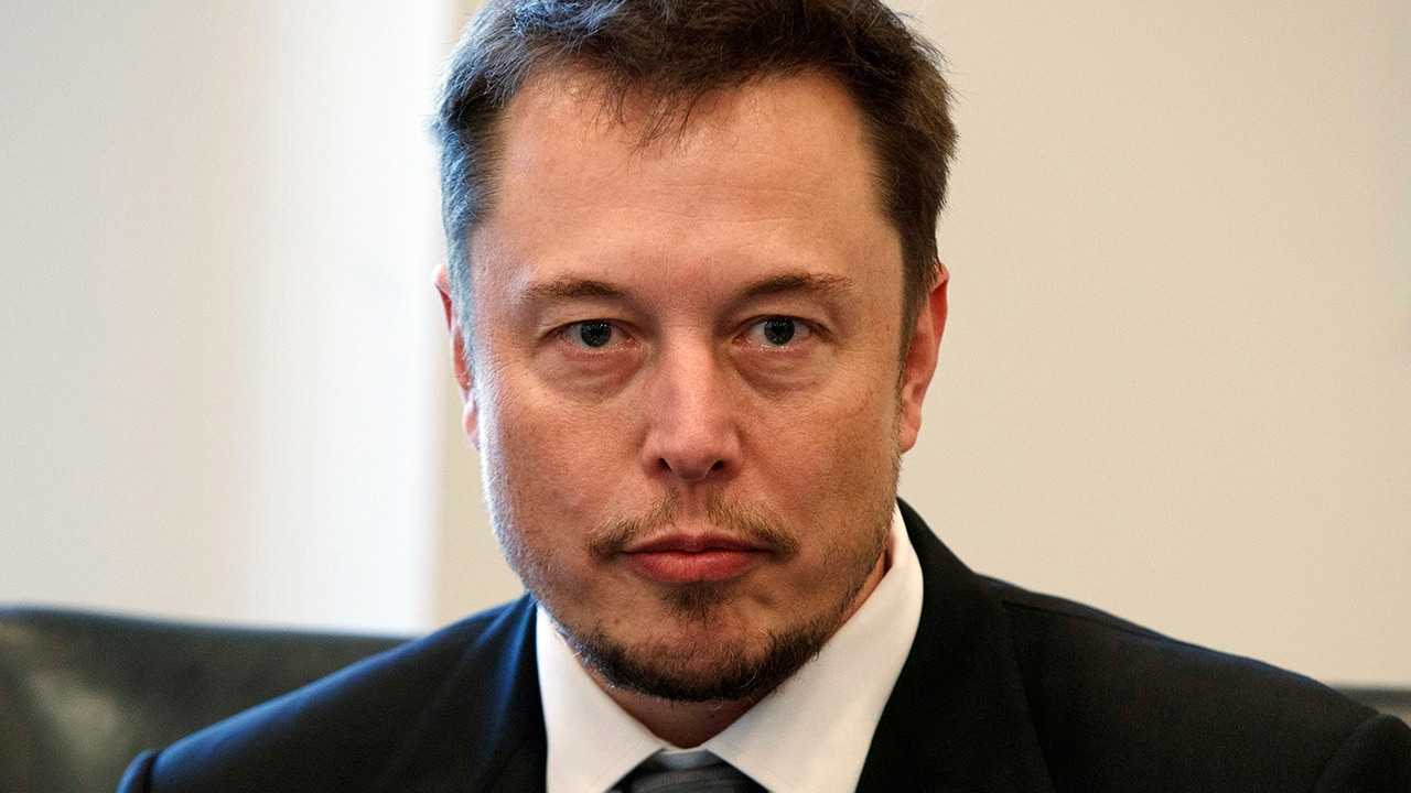 Photo of Tesla CEO Elon Musk