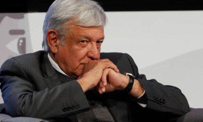 Photo of Mexican President-elect Andres Manuel Lopez Obrador