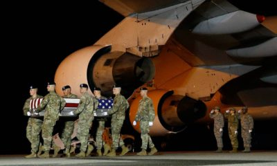 Photo of U.S. Army carry team