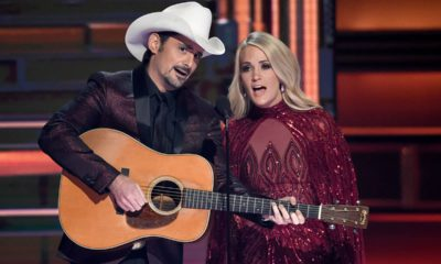 Photo od Brad Paisley and Carrie Underwood