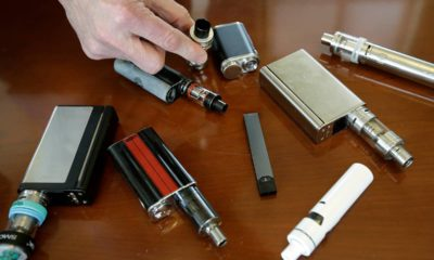 Photo of vaping devices