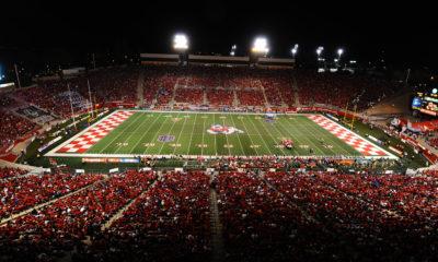 photo of Fresno State's Bulldog Stadium
