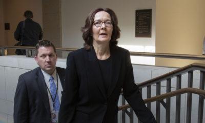 CIA Director Gina Haspel briefed House members on Khashoggi murder.