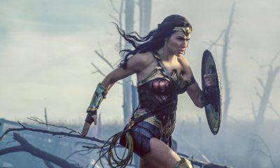 Photo of Gal Gadot as Wonder Woman