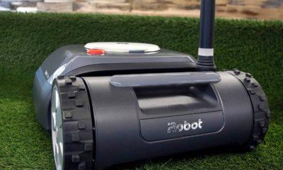 Photo of iRobot Terra lawn mower