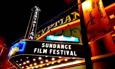Photo of Sundance Film Festival sign