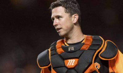 Photo of San Francisco Giants' Buster Posey