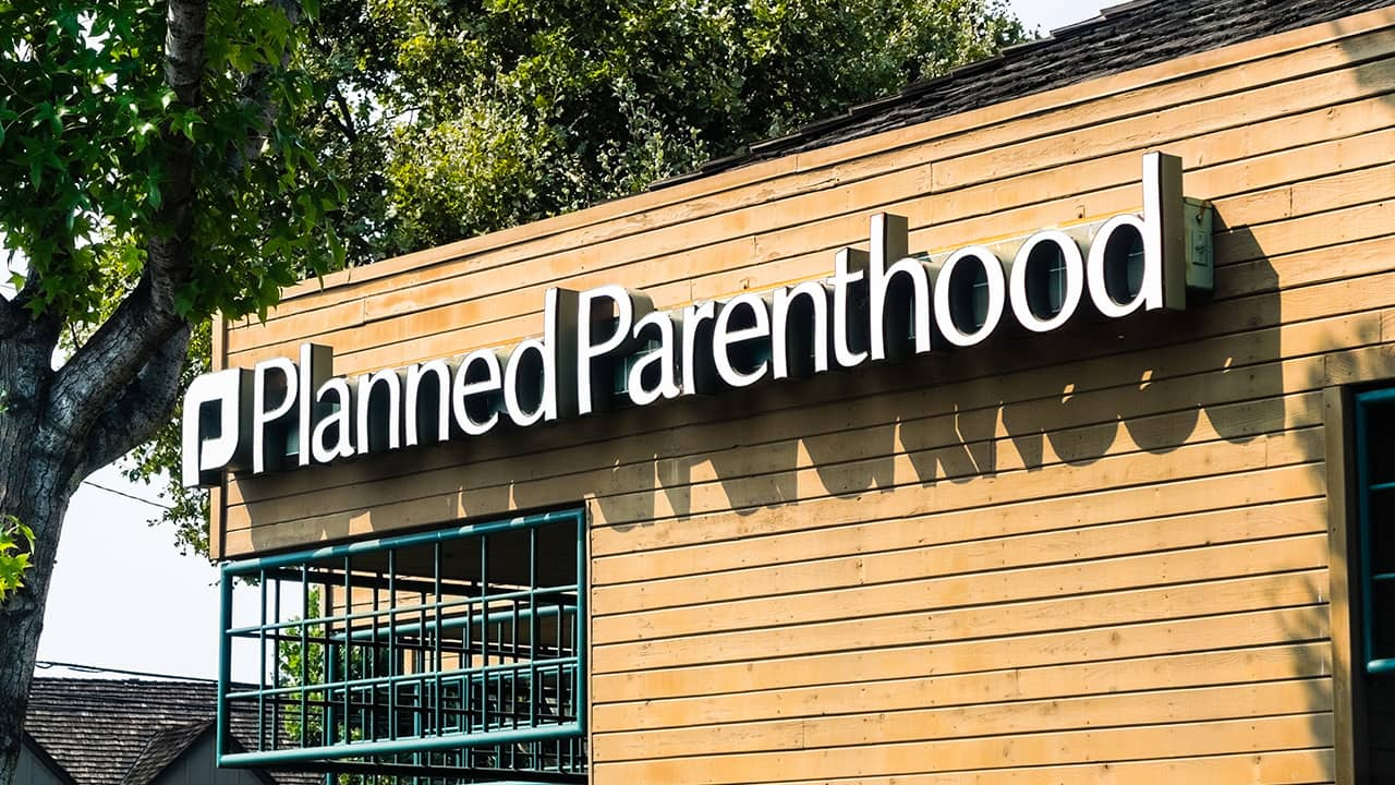 Photo of Planned Parenthood building