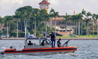 Photo of US Coast Guard patrol boat
