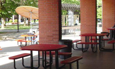 Photo of the City Cafe at Sacramento City College