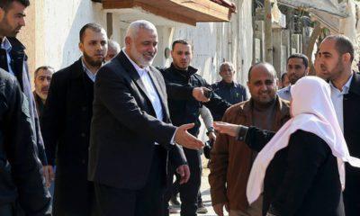 Photo of Ismail Haniyeh