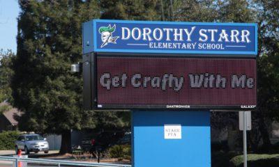 Starr Elementary School in Fresno